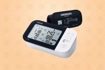 Omron M7 Intelli IT, profesjonalny ciśnieniomierz naramienny, automatyczny, HEM-7322T-E