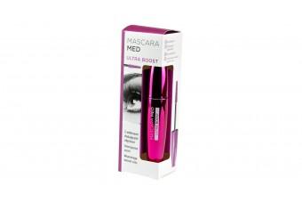 Mascara Med Ultra Boost, tusz do rzęs zwiększający objętość, 10 ml