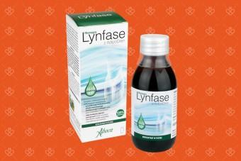Lynfase koncentrat w płynie, drenaż limfatyczny, Aboca