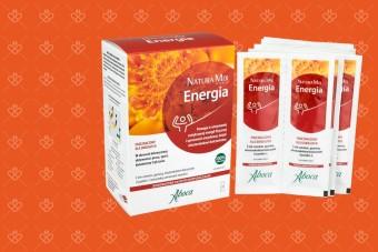 Natura Mix Advanced Energia, 20 saszetek, stres, przemęczenie, sport, praca