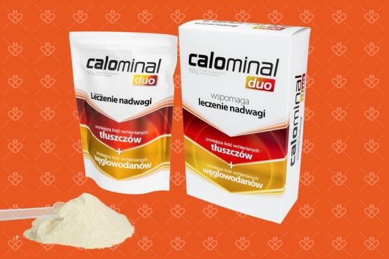 Calominal DUO proszek na odchudzanie, kalominal duo, 150 g