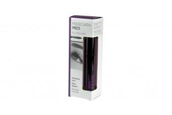 Tusz do rzęs Mascara Med XL volume - zwiększający objętość i nadający intensywny kolor, 6 ml