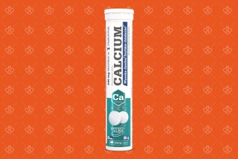 Olimp Calcium tabletki musujące, cytrynowe, 20 tabletek