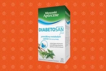 Diabetosan fix, herbata na cukier, 20 torebek