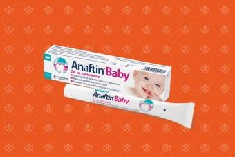 żel na ząbkowanie bez lidokainy, Anaftin Baby, szczoteczka silikonowa do masażu dziąseł