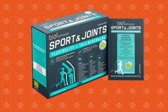 Sport i Joints organiczne elektrolity i sole mineralne, 14 saszetek