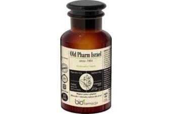 Old Pharm Israel Magnez i Potas z głogiem, proszek 112 g, Biofarmacja