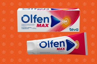 Olfen Max, zamiennik voltarenu max, maść przeciwbólowa 100g