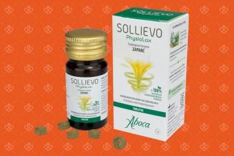 Sollievo Physiolax, 45 tabletek, Aboca na zaparcia, zatwardzenie, nowe sollievo