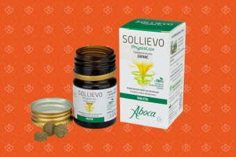 Sollievo Physiolax, senes na zaparcia, Aboca na zaparcia, 27 tabletek