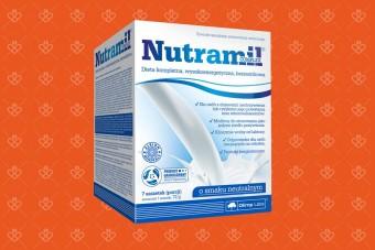 Nutramil Complex, neutralny, 7 saszetek, 300 kcal, Olimp