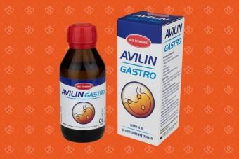 Balsam szostakowskiego do picia, Avilin Gastro