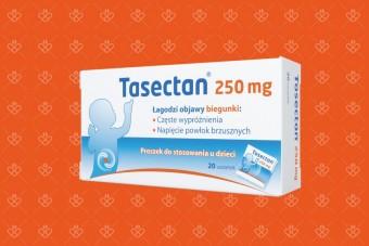 Tasectan 250 mg, proszek dla dzieci i niemowląt, 20 saszetek