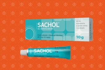 Sachol, żel stomatologiczny, tubka 10 g