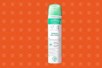SVR SPIRIAL SPRAY VEGETAL spray, dezodorant, bez glinu