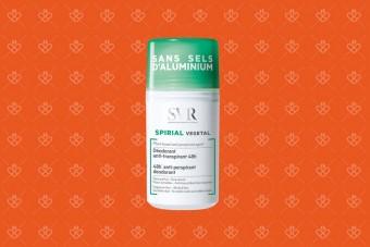 SVR spirial vegetal kulka, dezodorant bez glinu svr