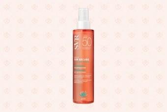 SVR SUN SECURE HUILE SPF 50, suchy olejek z filtrem spf50