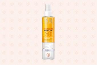 SVR SUN SECURE Eau Solaire SPF50, spray ochronny z filtrem spf50, 200 ml