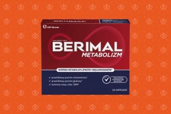 Berimal Metabolizm, 30 kapsułek