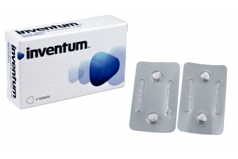Inventum, lek na zaburzenia erekcji, 4 tabletki