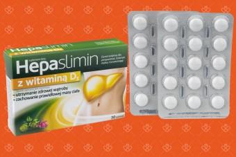 Hepaslimin z witaminą D3
