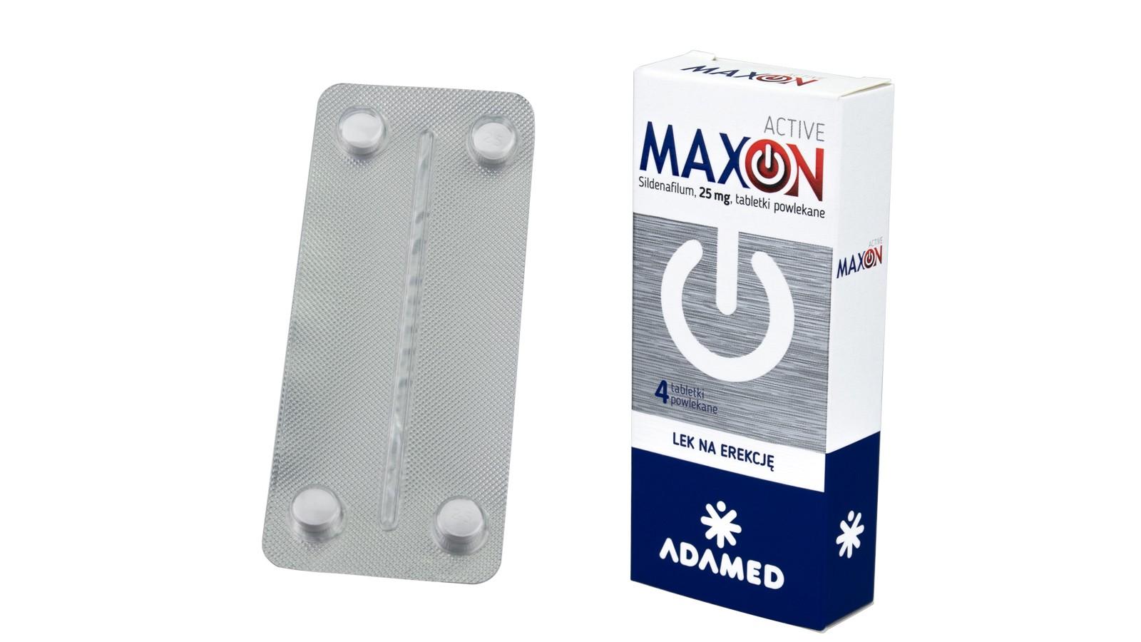 na potencje maxon)