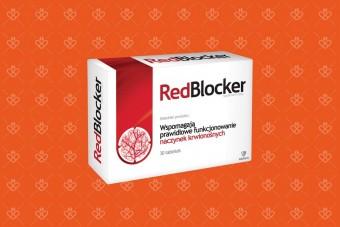 Tabletki redblocker na naczynka
