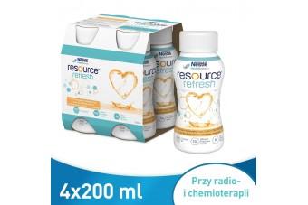 Resource Refresh, preparat odżywczy w chorobie nowotworowej