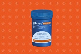 BICAPS Collagen na stawy, 60 kapsułek