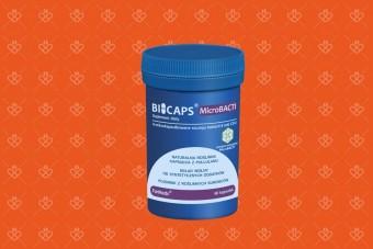 Probiotyk Bicaps Microbacti