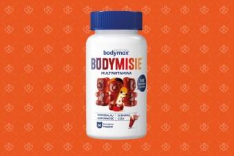 Bodymisie, żelki z witaminami o smaku coli