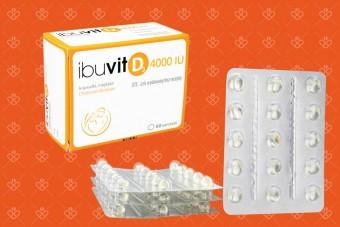 Ibuvit D 4000, witamina D 4000 lek