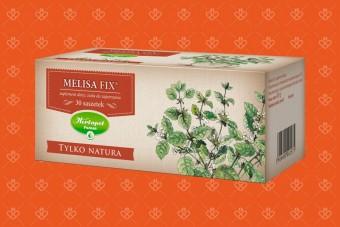 Herbata z melisy Herbapol Poznań
