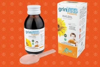 grintuss pediatric dla dzieci syrop
