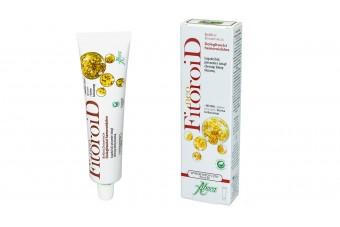 NeoFitoroid, biomaść doodbytnicza łagodząca dolegliwości hemoroidalne, 40 ml, producent Aboca