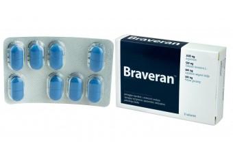 Braveran, 8 tabletek pomagających wzmocnić erekcję