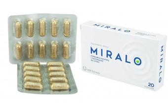 Miralo, 20 kapsułek