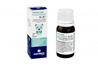 Flostrum baby, krople z probiotykiem, 5 ml