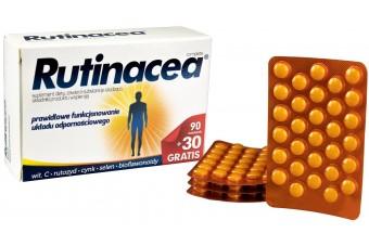 Rutinacea Complete, 120 tabletek