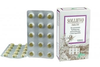 Sollievo na zaparcia, 30 kapsułek, naturalny skład, Aboca