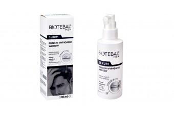 Biotebal Men, Serum na wypadanie włosów dla mężczyzn, 100 ml