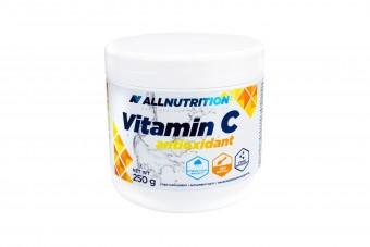 Witamina C w proszku, Allnutrition Vitamin C, 250 g