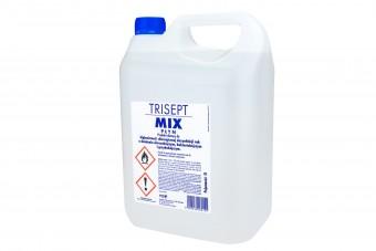Trisept MIX, 5 L, płyn dezynfekujący, biobójczy wobec wirusów, bakterii, grzybów