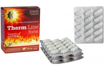 Olimp Therm Line Forte, 60 kapsułek dla osób odchudzających się