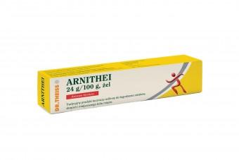 Arnithei, żel z arniką na stłuczenia, siniaki, urazy, 50g