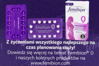 Femibion 0 Planowanie Ciąży, 28 tabletek, dla kobiet planujących ciąże