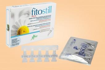 Fitostill Plus, krople do oczu w fiolkach, na zaczerwienione i podrażnione oczy, 10 pojemników jednorazowych, Aboca