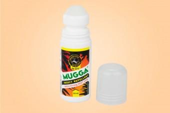 Mugga Strong, przeciwko komarom, kleszczom i meszkom, DEET 50%, 50 ml