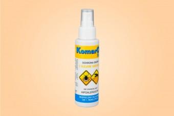 KomarOff, spray na komary dla dzieci, 70 ml