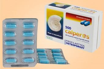 Calperos 500 mg, 30 kapsułek